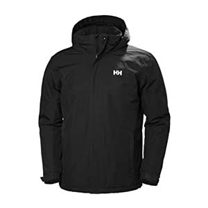 Helly Hansen Dubliner Insulated Jacket - Best Raincoats for Hiking: Versatile and fancy