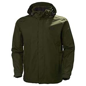 Helly Hansen Dubliner Rain Coat Jacket - Best Raincoats for Iceland: Warm and dry in simplicity