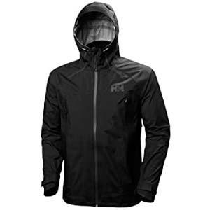 Helly Hansen Men's Loke Jacket - Best Raincoats for Summer: Practical and keeps you dry