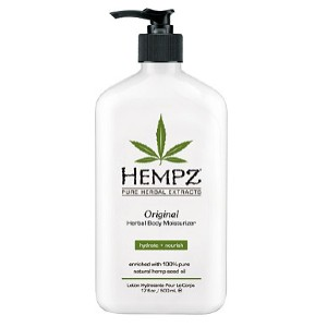 Hempz Original Herbal Body Moisturizer - Best Fragrance Body Lotion: Body Lotion with Herbal ingredients