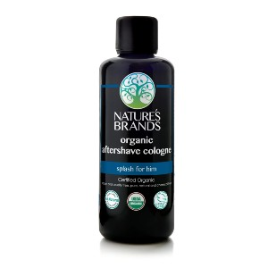 Herbal Choice Mari Organic Aftershave by Herbal Choice Mari (Cologne Splash, 3.4 Fl Oz Glass Bottle) - Best Natural Colognes: USDA Certified Organic Cologne