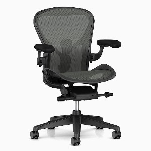 Herman Miller Aeron Chair - Best Office Chair for Sciatica: Superior Back Support