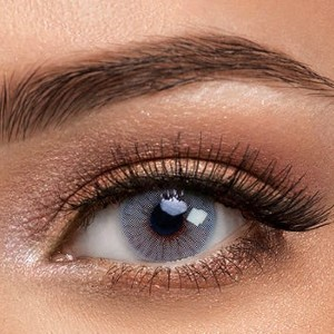 Solotica Hidrocor Rio Parati - Best Contact Lenses for Dark Eyes: No Limbal Ring for A More Natural Look