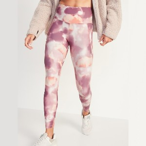 Old Navy High-Waisted Elevate Powersoft 7/8-Length Leggings - Best Activewear Leggings: Super stretchy