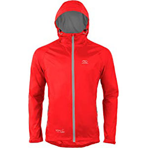 Highlander Waterproof Packaway Jacket - Best Rain Jackets for Running: Easy to Pack and Light in Weight