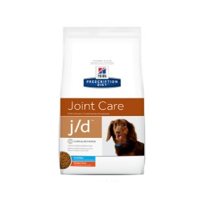 Hill's Prescription Diet j/d Small Bites Chicken Flavor Dry Dog Food - Best Dog Foods for Joint Health: Healthy Joint and Weight