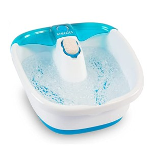 Homedics Bubble Mate Foot Spa - Best Foot Spa with Pumice Stone: Pamper and shape your feet