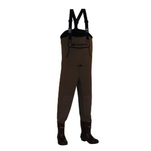 Hodgman Caster Cleated Bootfoot Chest Waders  - Best Chest Waders for Duck Hunting: No chance of leaking