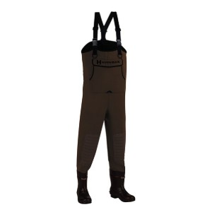 Hodgman Caster Neoprene Cleated Bootfoot Waders  - Best Waders for Duck Hunting: Keeps your footing