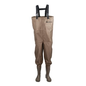 Hodgman Mackenzie Cleat Chest Bootfoot Fishing - Best Waders for Fishing: Featuring mesh vents