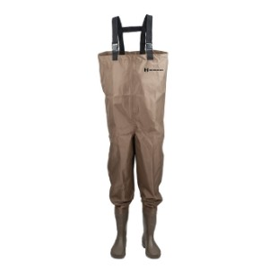 Hodgman Mackenzie Cleat Chest Fishing Waders  - Best Chest Waders for Fishing: Featuring mesh vents