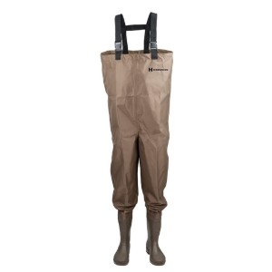 Hodgman Mackenzie Cleat Chest Bootfoot Fishing Waders  - Best Bootfoot Waders: Perfect for novice anglers