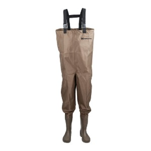 Hodgman Mackenzie Cleat Chest Bootfoot Fishing Waders  - Best Waders for Surf Fishing: Perfect for novice anglers