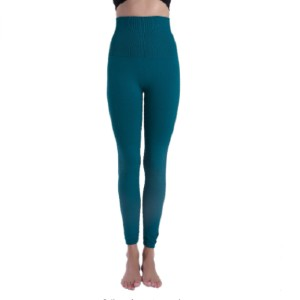 Homma  Premium Thick High Waist Tummy Compression Slimming Leggings - Best Leggings with Tummy Control: Thick Stay-Put High Rise Waistband for Body Contouring