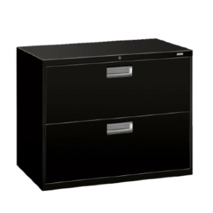Hon 2 Drawers - Best Lateral File Cabinets: File Cabinet with Wide Two Drawers