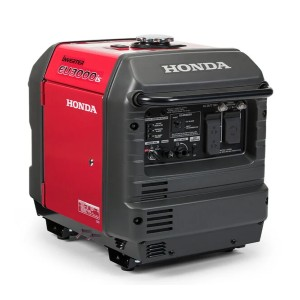 Honda EU3000iS - Best Generators for Travel Trailers: Ideal for Camping, RV Power, and Any Other Activity