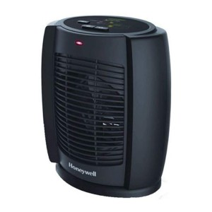 Honeywell Deluxe Energy Smart Cool Touch Heater - Best Space Heater Safety: EnergySmart Technology heater