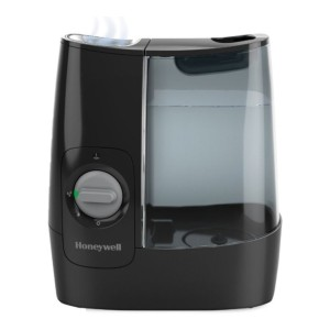 Honeywell Warm Mist Humidifier - Best Humidifier Easy to Clean: Low-water indicator light