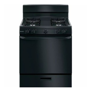 Hotpoint 30 in. 4.8 cu. ft. Gas Range - Best Gas Ranges for the Money: Super affordable