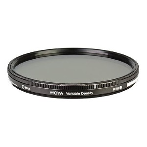 Hoya Variable Neutral Density (ND) Filter - Best ND Filters for Night Photography: Control The Amount of Light That Passes Through The Filter