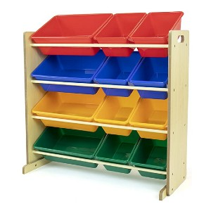 Humble Crew Kids' Toy Storage Organizer - Best Toy Box for Living Room: Perfect toy's home