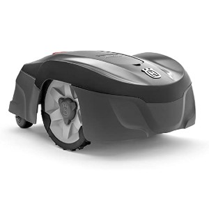 HUSQVARNA Automower 115H - Best Commercial Robotic Lawn Mower: Working quietly