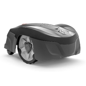 HUSQVARNA Automower 115H - Best Robotic Lawn Mower for Small Garden: It does the trick
