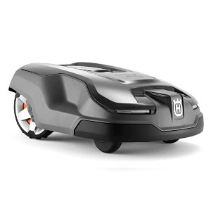 HUSQVARNA Automower 315X - Best Commercial Robotic Lawn Mower: Reports the lawn height
