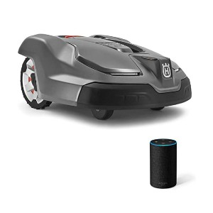 HUSQVARNA Automower 430XH - Best Robotic Lawn Mower for Slopes: For cutting at night
