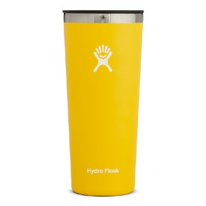 Hydro Flask 22 oz Tumbler - Best Insulated Tumblers: Double-wall vacuum insulation tumbler