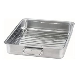 Ikea 9789178905638 KONCIS Roasting pan - Best Roasting Pan for Chicken: Perfect for Steaks in the Oven