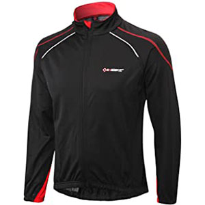 INBIKE Winter Jacket - Best Rain Jackets for Running: Thermal Lining To Keep You Warm