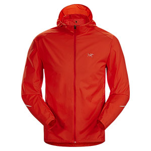 Arcteryx INCENDO HOODY - Best Rain Jackets for Running: Freedom of Movement and Moisture Management