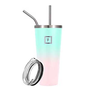 IRON FLASK Classic Tumbler - Best Tumbler for Cold Drinks: Flattering colors