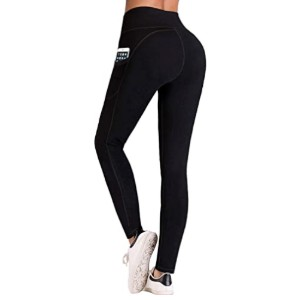 IUGA High Waist Yoga Pants with Pockets - Best Activewear Leggings: Best for budget