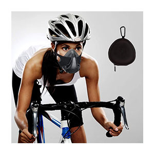 IVSUN  24 Breathing Levels - Best Masks for Working Out: Ideal For All Workouts
