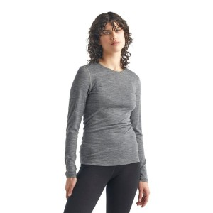 Icebreaker 200 Oasis Crew Top - Best Base Layers for Hiking: Merino Jersey Base Layer