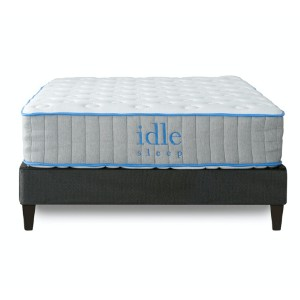 Idle Hybrid - Best Hybrid Mattress for Back Pain: Two Sides For the Price of One