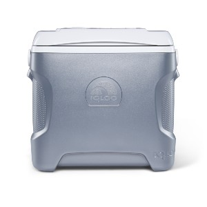 Igloo 28-Quart Thermoelectric Iceless Cooler - Best Electric Coolers for Truckers: Comfortable Carrying Cooler