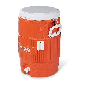 Igloo 5 Gallon Portable Sports Cooler  - Best Water Jugs to Keep Water Cold: Jug with Angled Spigot
