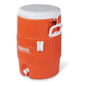 Igloo 5 Gallon Portable Sports Cooler  - Best 5 Gallon Water Jugs: Jug with Angled Spigot
