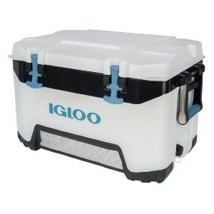 Igloo BMX 52 Quart Cooler - Best Cooler to Keep Ice: It stands tough conditions