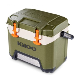 Igloo BMX Family with Cool Riser Technology - Best Small Portable Cooler: Cooler with UV Inhibition