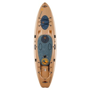 Imagine Surf V2 Wizard Angler SUP Stand Up Fishing Paddle Board - Best Paddle Boards for Lakes: Paddle board for Fishing in The Lake