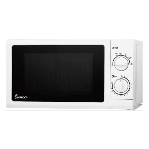 Impecca CM0674 700-Watts Countertop Microwave Oven - Best Microwave Under 100: Ideal for seniors