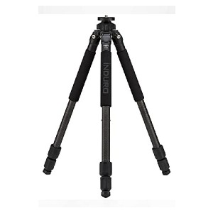 Induro CLT103 No. 1 Stealth Carbon Fiber Tripod - Best Tripods for Wildlife Photography: Great build quality