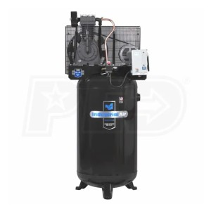 Industrial Air IV5038055 - Best 2 Stage Air Compressors: Better compression efficiency