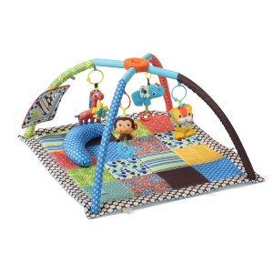 Infantino Twist and Fold Activity Gym - Best Playmat for Newborn: Pocket-friendly pick
