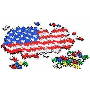 Starz Puzzles Infinity Puzzle - Best Wooden Jigsaw Puzzles for Adults: A Never Ending Puzzle