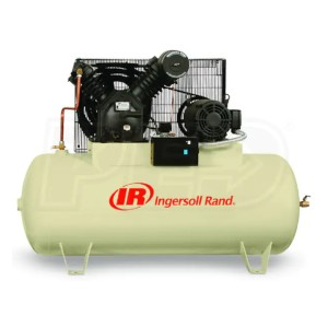 Ingersoll Rand 2545E10V-230 - Best 2 Stage Air Compressors: Dries out faster